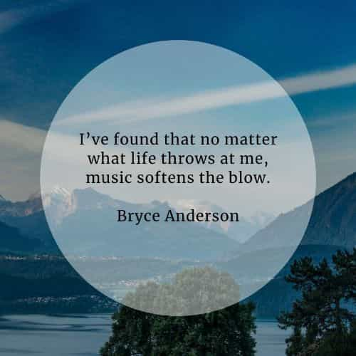 Music quotes that'll make you feel deeply inspired