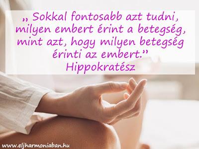 Hippokratész, hippokrates, idézet, gyógyítás, gyógyulás, beteg, betegség