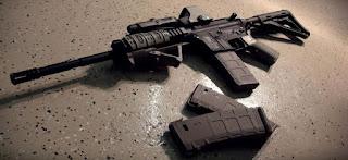 Senapan AK-203
