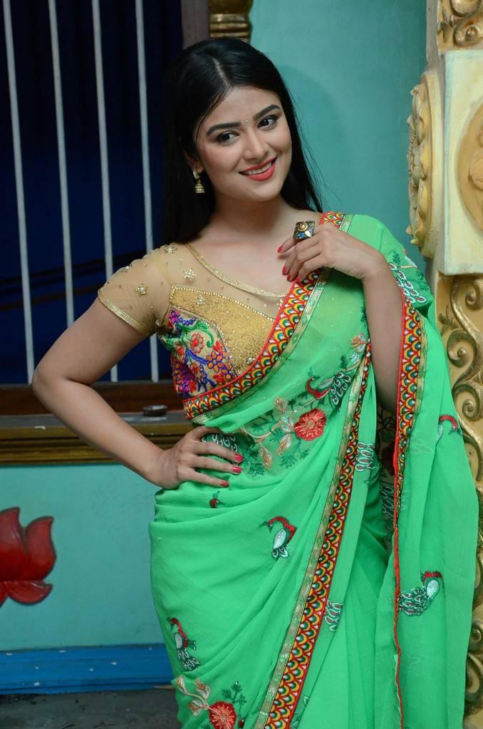 Priyanka Sharma Anaganaga Oka Oollo Audio Launch Stills  Indian Girls Villa - Celebs Beauty