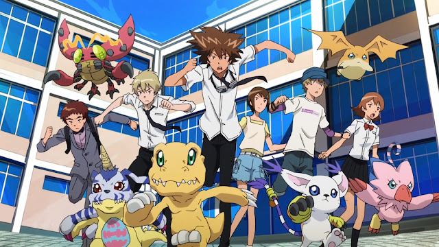 Digimon Adventure tri Kyosei