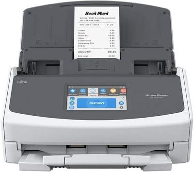 Fujitsu CG01000-299401 ScanSnap iX1500 Scanner