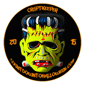 Badge Gallery:  Countdown To Halloween 2015