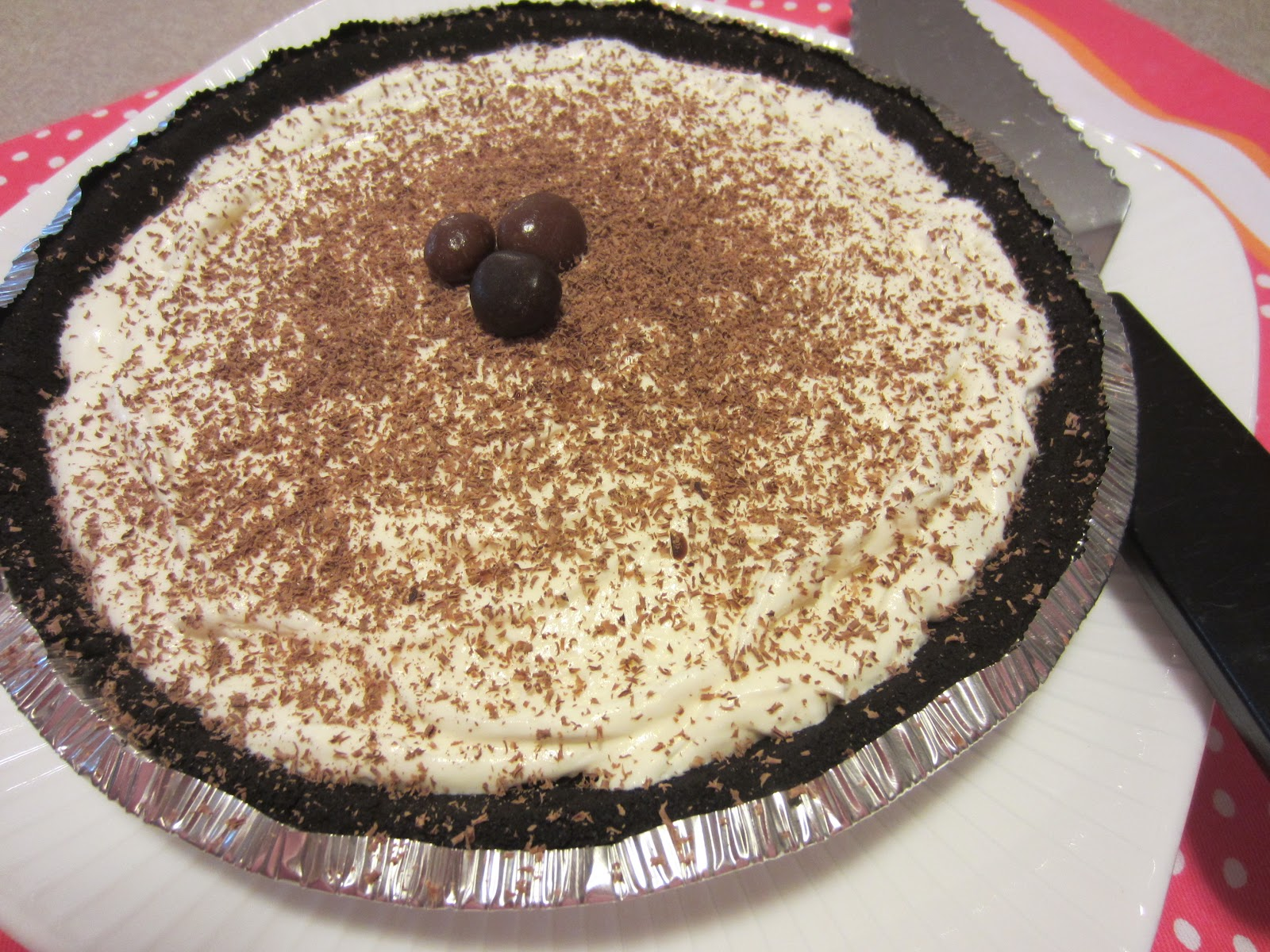 Almost Guiltless Creamy Chocolate Pie Renee S Kitchen
