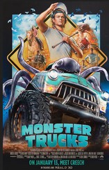 Ver Monster Trucks (2017) Online HD Español