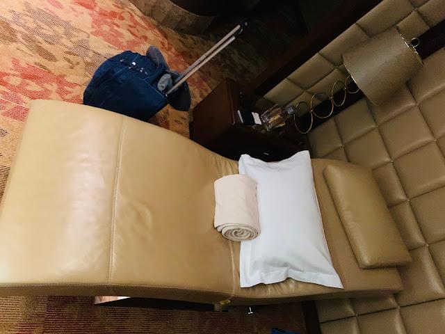 Dubai Emirate First Class Lounge Quiet Room
