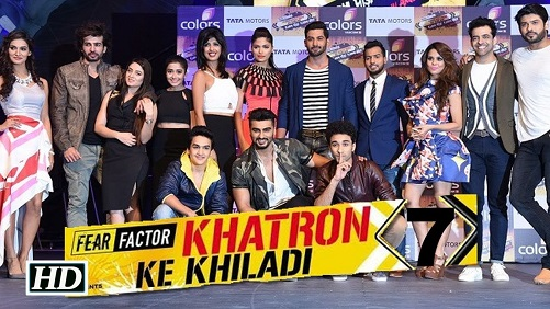 khatron ke khiladi 7 7th February 2016 HDTV 200MB Free Download Watch Online At Downloadhub.Net