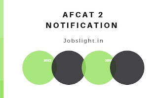 AFCAT 2 Notification