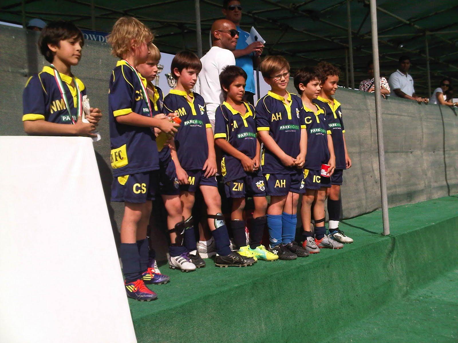 Children of Watamu: Footballers net a cool £1,000