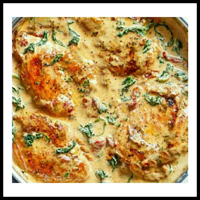 creamy-tuscan-chicken-recipe