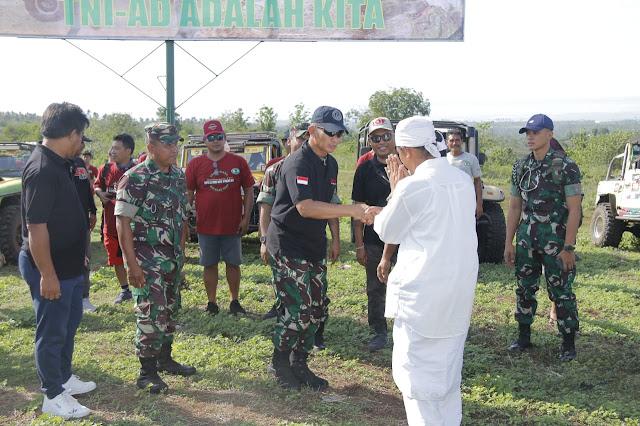 Peringati Hari Juang Kartika TNI-AD Pangdam Gelar Penghijauan