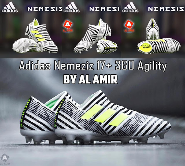 cf41aee6f63 PES 2017 Adidas Nemeziz 17+ 360 Agility Boots