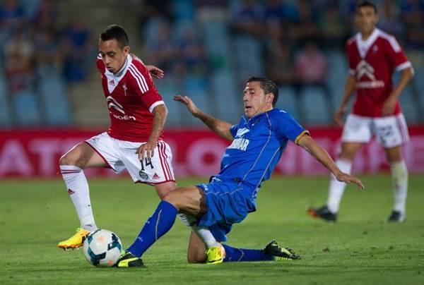 Getafe vs Celta Vigo