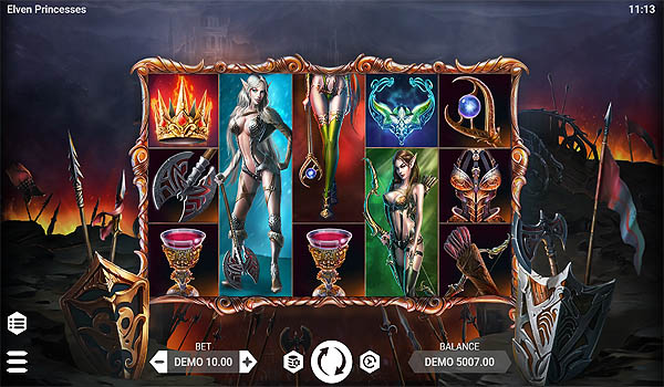 Main Gratis Slot Indonesia - Elven Princesses Evoplay