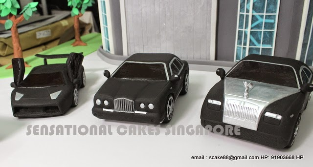 Cakeinspiration Singapore Corporate Cake For Riway 3d Building