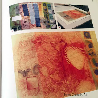 printmaking modern review traditional digital textbook mixed media