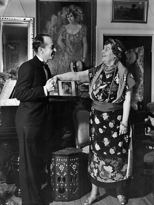 Florence Foster Jenkins Comfort Food And The Mysterious