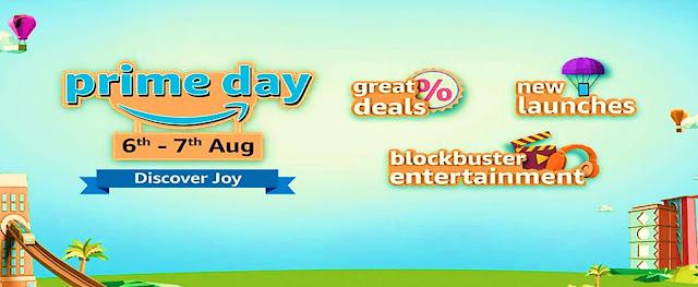 Amazon Prime Day 2020 Sale Start on 6 August