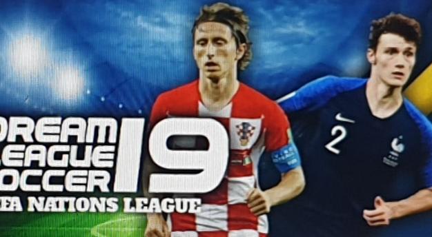 DLS19 Uefa Uluslar Arası Futbol Ligi Yaması Güncel Modu İndir Mayıs 2019