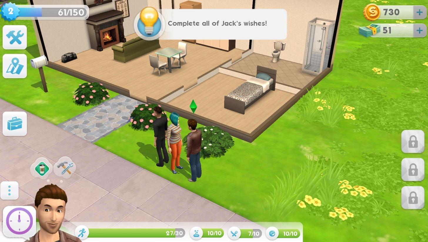 تحميل لعبة sims free play مهكره اخر اصدار