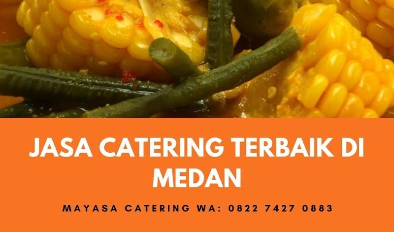 Inilah Tempat Terbaik Jasa Catering di Medan