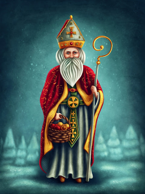 Saint Nicholas Day – A Feast of Gifts