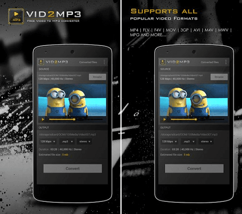 Download vid2mp3 apk for android
