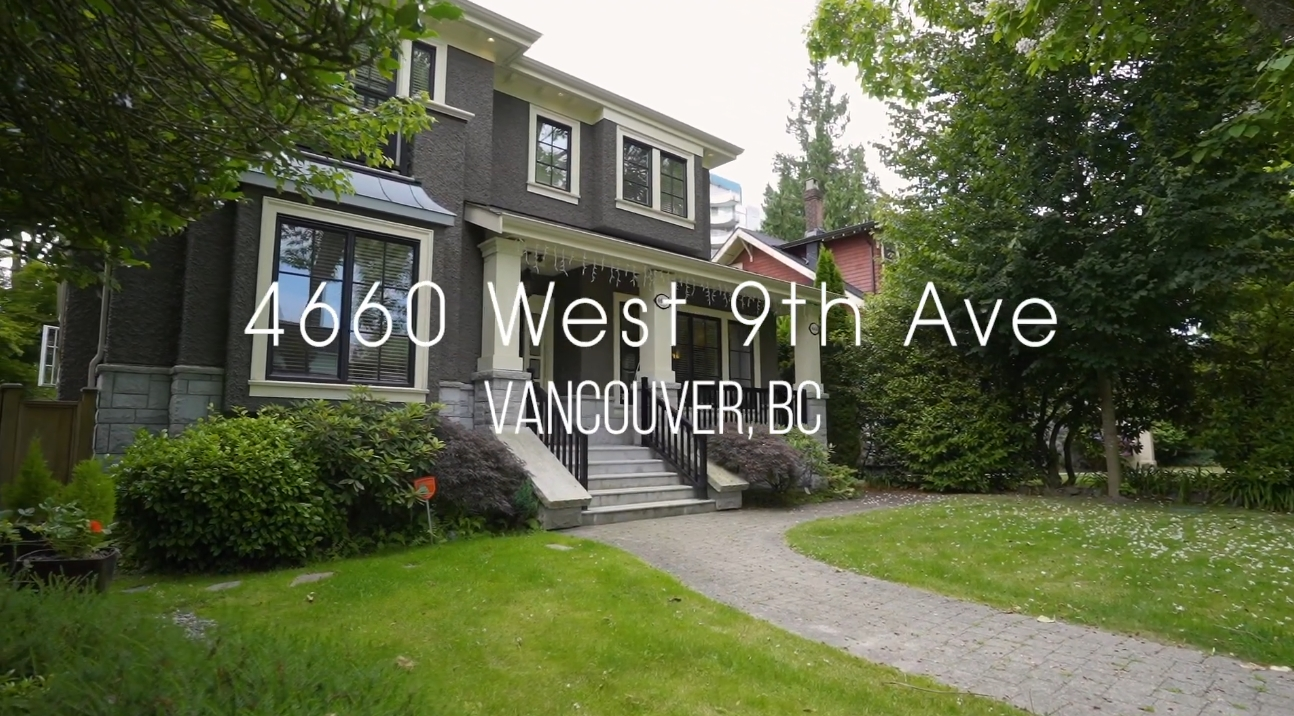 23 Photos vs. 4660 W 9th Ave, Vancouver | Listed by Wendy Tian - Luxury Home & Interior Design Video Tour