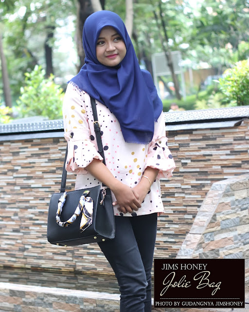Sesi Foto Jims Honey Jolie Bag