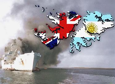 Guerra das Malvinas (1982)
