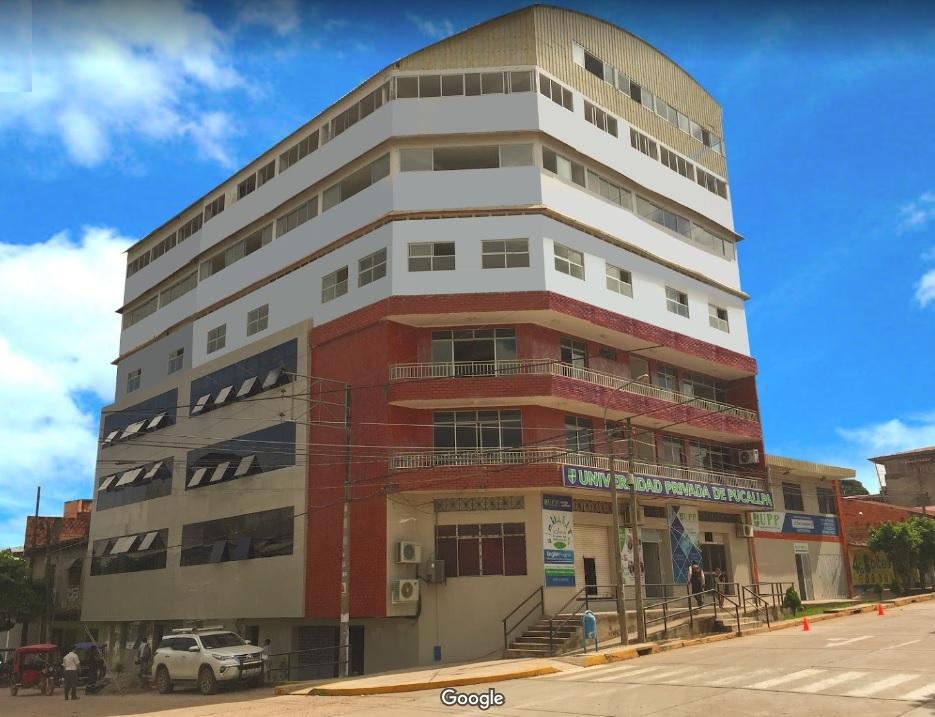 Universidad Privada de Pucallpa - UPP