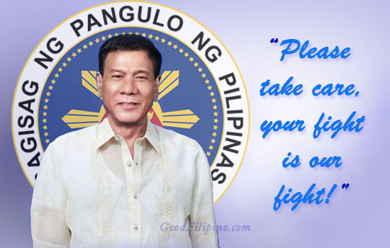 An Open Letter to President Duterte from concern Netizen in Switzerland
