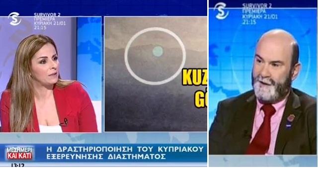 Κύπρος:«Λάβαμε Όντως Ύποπτα Σήματα από το Διάστημα». Τι λέει ο Πρόεδρος του Κυπριακού Οργανισμού Εξερεύνησης Διαστήματος (video)