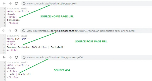 Source URL (Title Tag)
