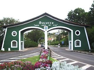Portal da cidade de Socorro