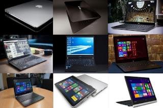 household electronic laptops