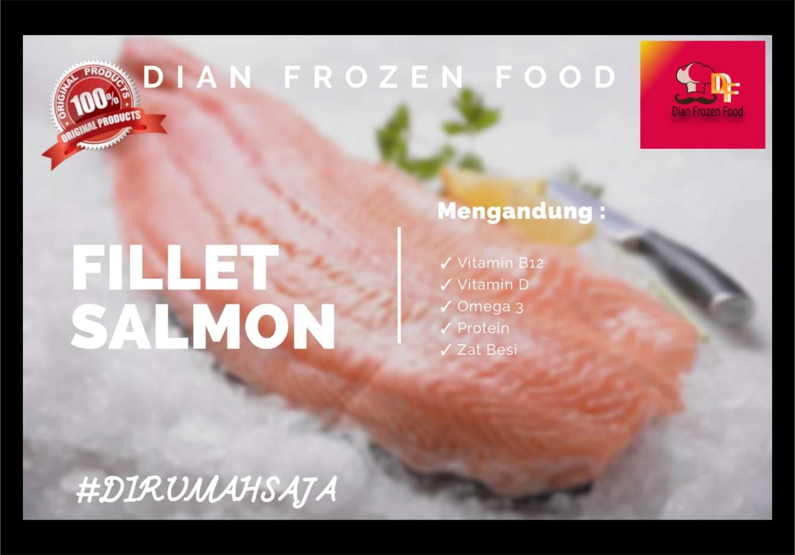Fillet Salmon 100gr
