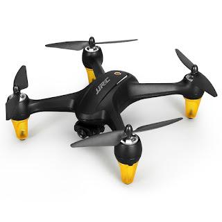 Spesifikasi Drone JJRC X3P Hax Plus - OmahDrones
