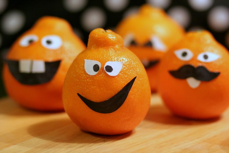 Life With The Depews Pumpkin Oranges