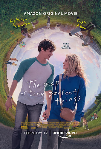 The Map of Tiny Perfect Things (Web-DL 720p Dual Latino / Ingles) (2021)