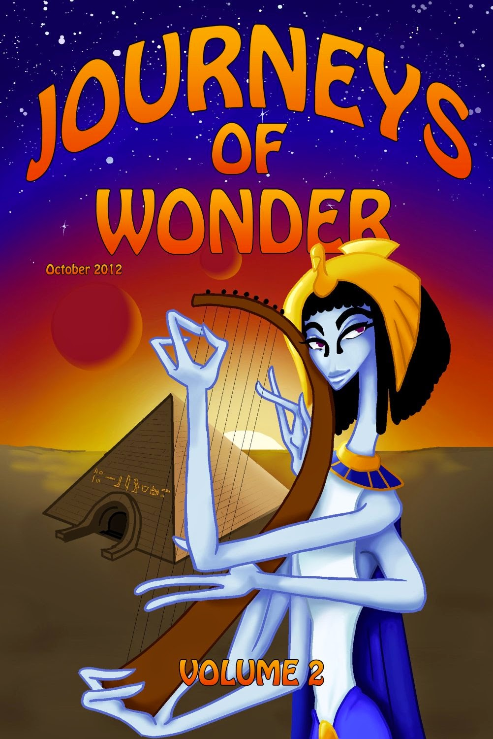 http://www.amazon.com/Journeys-Wonder-2-Trysta-Bissett-ebook/dp/B009SNLA3G/