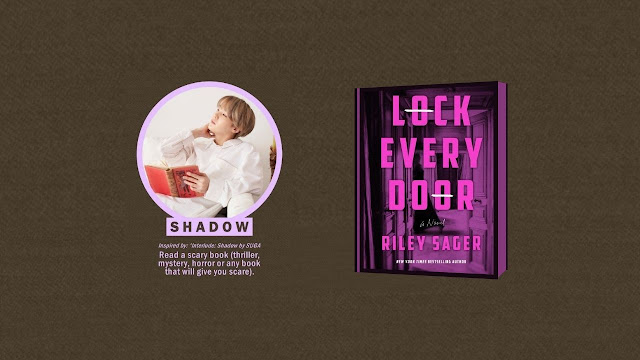 Min Yoon Gi SHADOW Prompt - Read a scary book