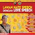 """Kapolres Mentawai Lancarkan Gerakan """"Lawan Hate Speech dengan Love Speech"""""""