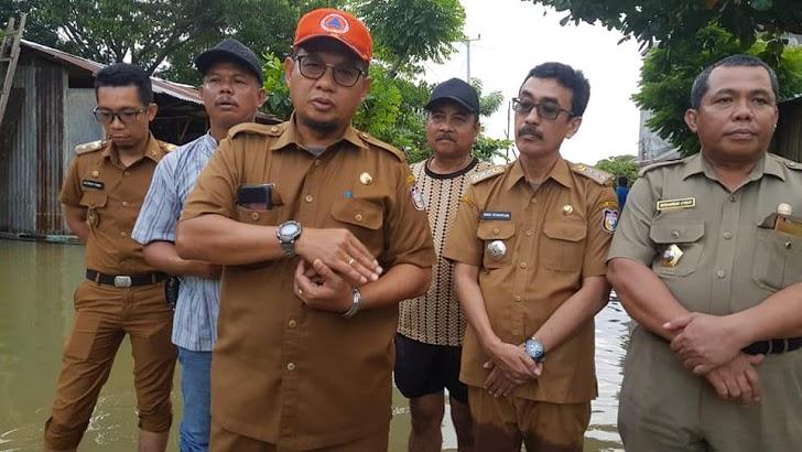 Camat Biringkanaya Dampingi Pj Walkot Makassar di Kompleks Kodam 3 Kelurahan Katimbang