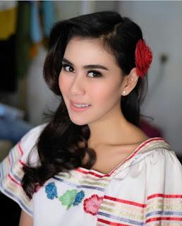 Profil Syahnaz Sadiqah pemeran Dokter Clara