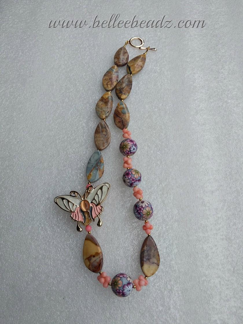 14 mm 6 Stunning Square shaped Venus Jasper Jasper Gemstone Beads
