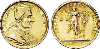 Resultado de imagem para SELO DO Papa Clemente XII