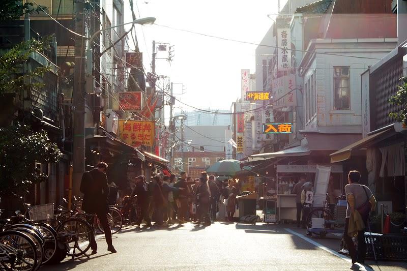 Día 3. Tokio: Centro + Tsukiji + Ameya Yokocho + Akihabara