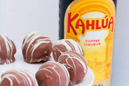 KAHLUA CHEESECAKE BALLS NO BAKE RECIPE