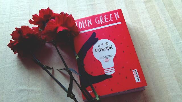 """De 19 ori Katherine"" de John Green"